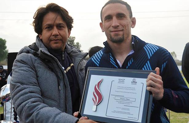 Distinguió Cuautitlán  Izcalli a sus mejores deportistas de 2016