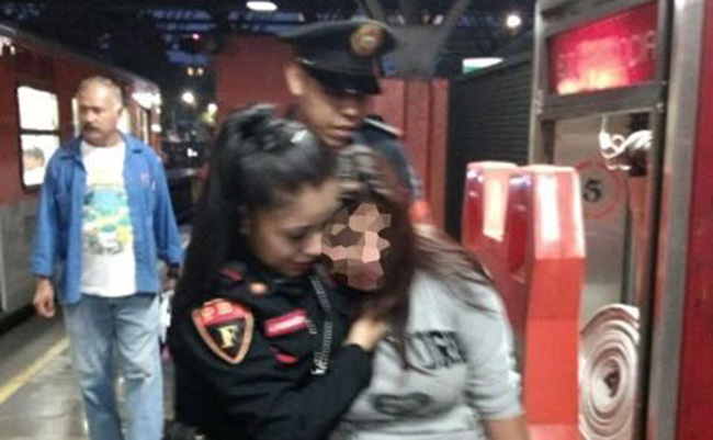 Policía de la CDMX ha evitado 23 suicidios en el Metro