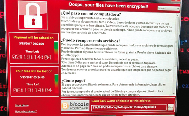 México, entre los países más afectados por malware Wanna Cry