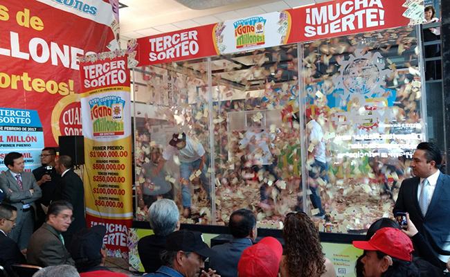 Chihuahuense, ganador de 1 mdp en el Tercer Sorteo de la OEM