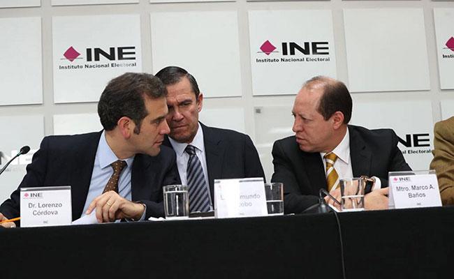Evaluará el Instituto Nacional Electoral comicios del 4 de junio: Córdova
