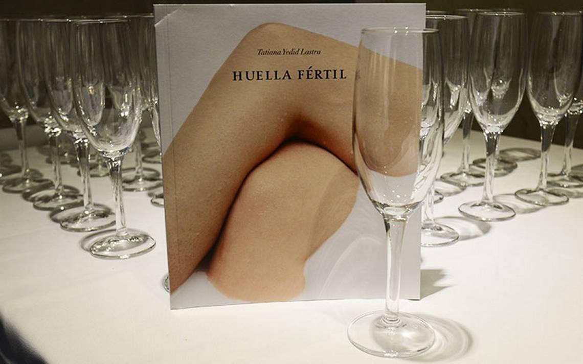 """Tatiana Yedid presenta """"Huella fértil"""", libro que puedes leer y tocar"""