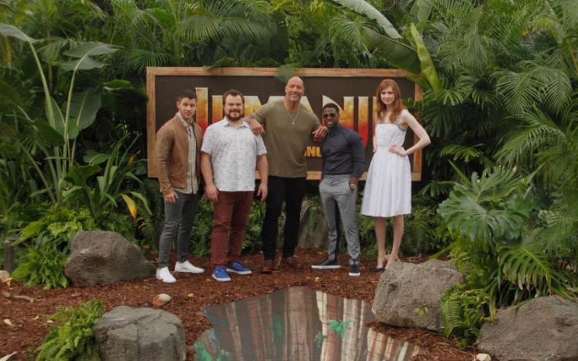 'Jumanji En la selva' domina la taquilla en cines de México