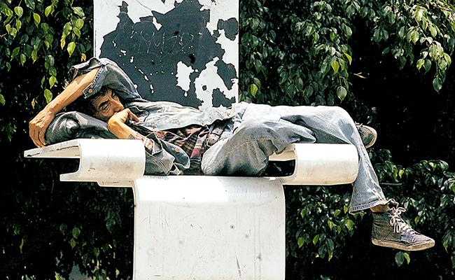 Población en calle, con más enfermedades en la Ciudad de México