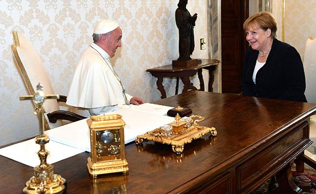 Corruptos y mafiosos en la mira de El Vaticano