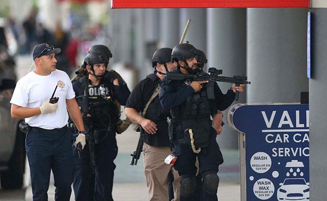 Exmilitar con problemas mentales, autor del ataque en aeropuerto de Florida
