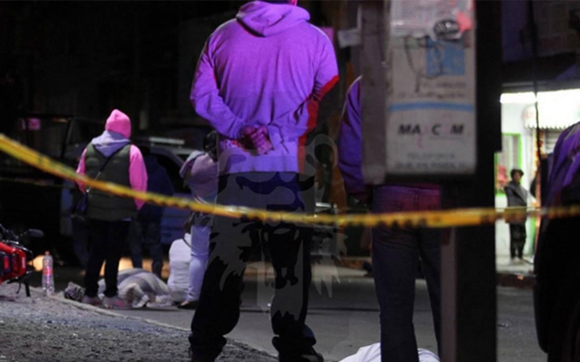 Suman cinco muertos por tiroteo en festival de reggaetA?n en Naucalpan