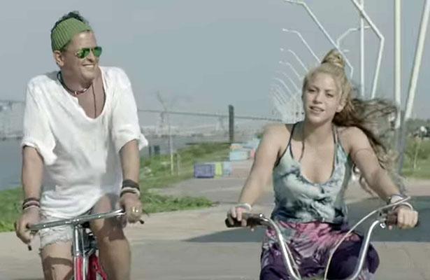 ¿Realmente Carlos Vives y Shakira plagiaron el tema La bicicleta?