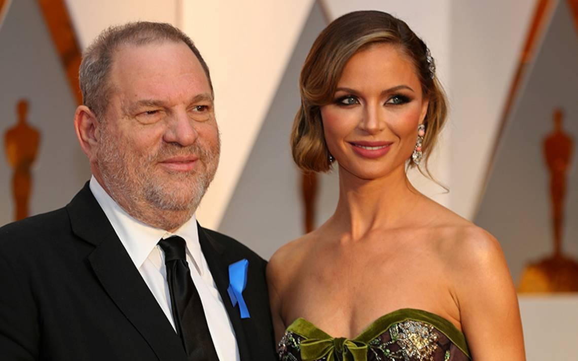 """""""Fui terriblemente ingenua"""", asegura la esposa de Harvey Weinstein"""