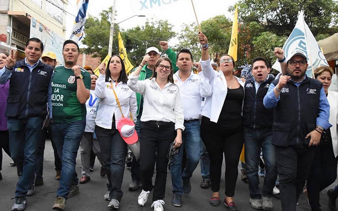 Frente asegura que hubo irregularidades y que impugnará elección en la Miguel Hidalgo