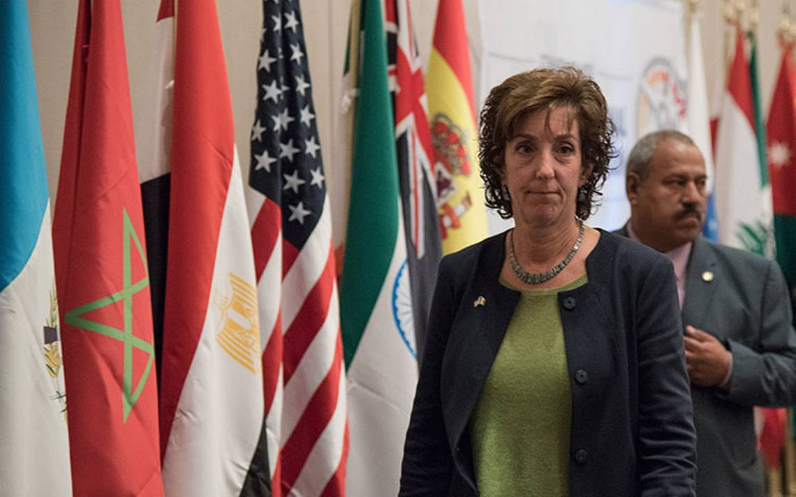 México y EU deben entender su historia para no repetir errores: Roberta Jacobson