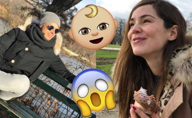 Camila Sodi… ¿embarazada de Chicharito?