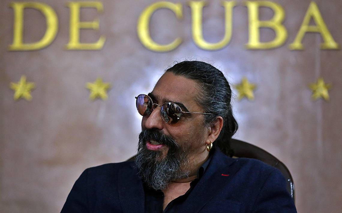 Diego el Cigala realiza documental en Cuba