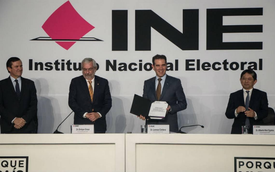 INE transmitirá la jornada electoral por Youtube