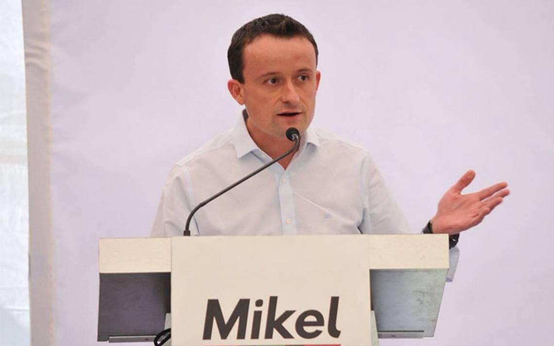 Yo jamás me he robado un peso del gobierno: Mikel Arriola