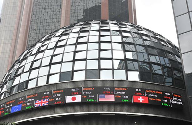 Jornada positiva en los mercados financieros; peso recupera terreno frente al dólar