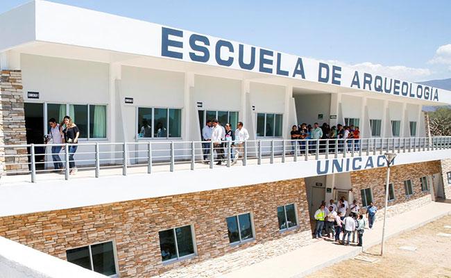 Chiapas amplía instalaciones  en estudios de arqueología