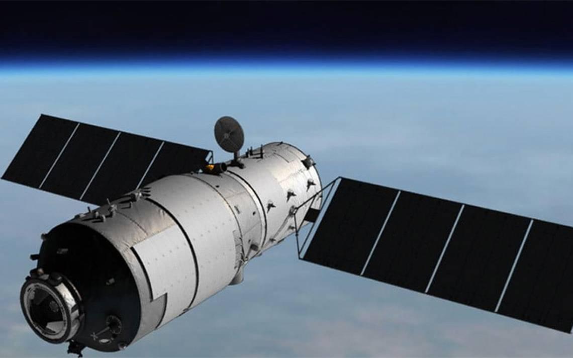 Laboratorio espacial chino Tiangong-1 podría regresar a la tierra este domingo