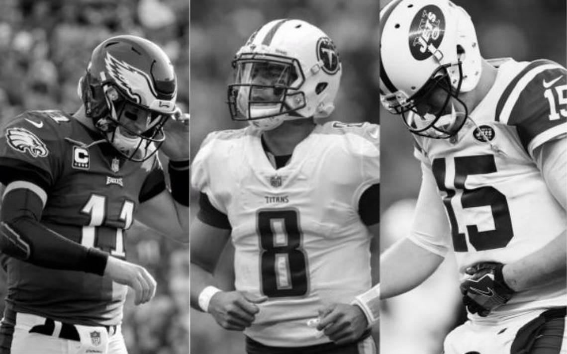 Semana negra para algunos QB de la NFL