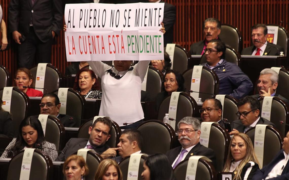 Morena sigue sumando en San Lázaro, ahora acepta a cuatro del PT