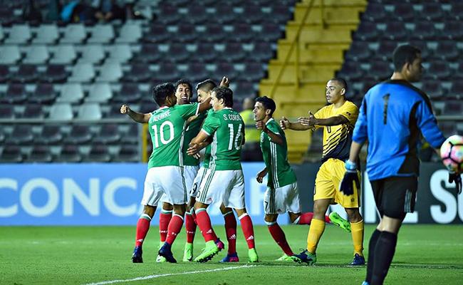 México arrancó con el pie derecho en el Premundial Sub-20