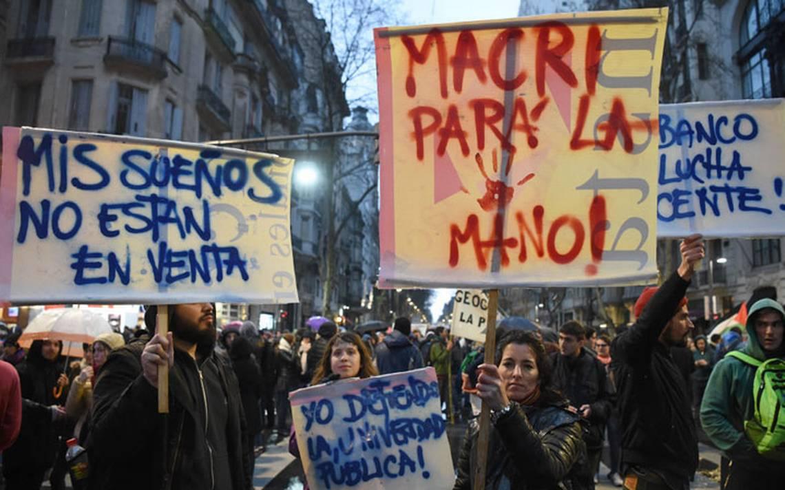 Corrupción agrava la economía argentina