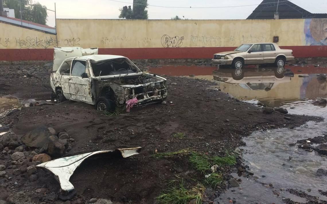[Video] Declaran estado de emergencia en Morelia tras paso de tromba