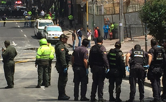 Investigaciones apuntan al ELN como probable autor del atentado en Bogotá
