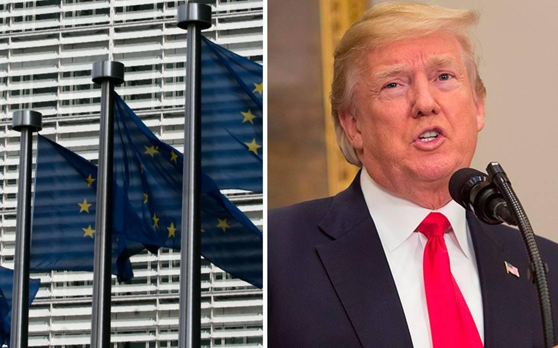 Reaccionaremos rápidamente si nos afectan medidas comerciales de Trump: UE