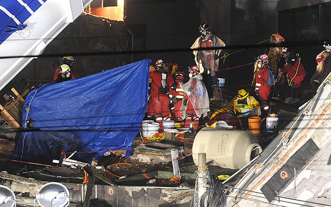 Recuperan tres cuerpos más en edificio colapsado de Álvaro Obregón