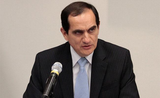 Imposible decir si ha terminado alza de tasas: subgobernador Javier Guzmán