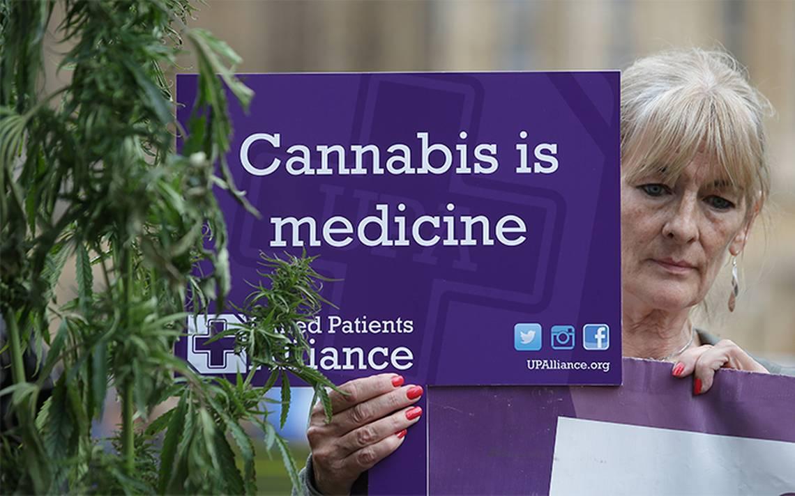 Aprueba Parlamento en Italia el uso médico de la marihuana