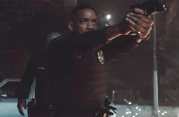 """Will Smith protagoniza """"Bright"""", la nueva película de Netflix"""