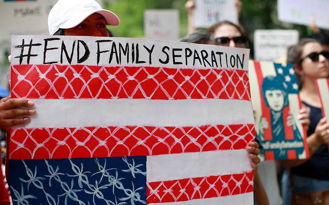 Trump pide extender plazo para reunificar niños migrantes con familias