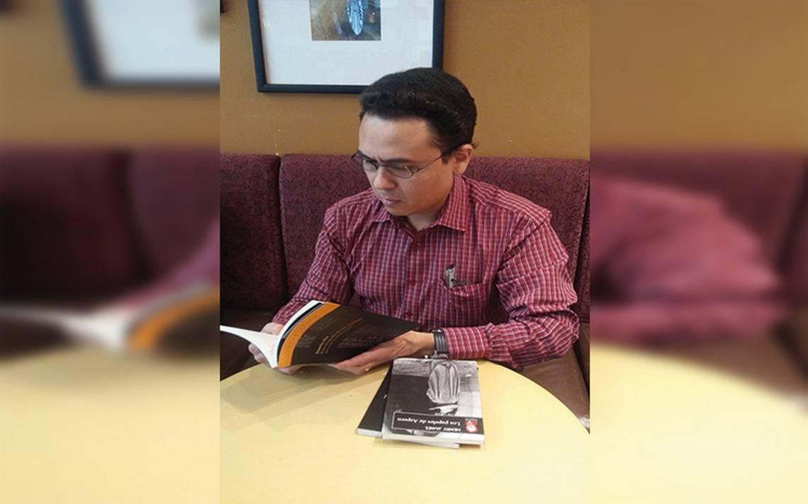 """""""Playa repetida"""" la primera novela de Alejandro Mafiat aborda el género fantástico"""