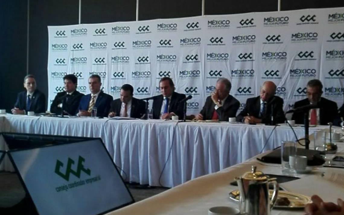 Continuar la construcción del NAIM es la mejor opción: CCE