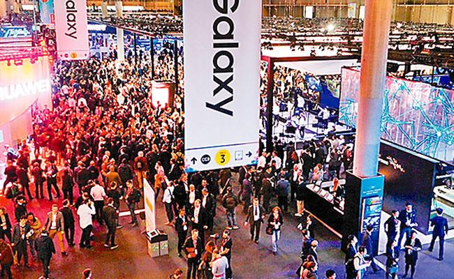 Cierra congreso mundial de celulares con miras a futuro tecnológico