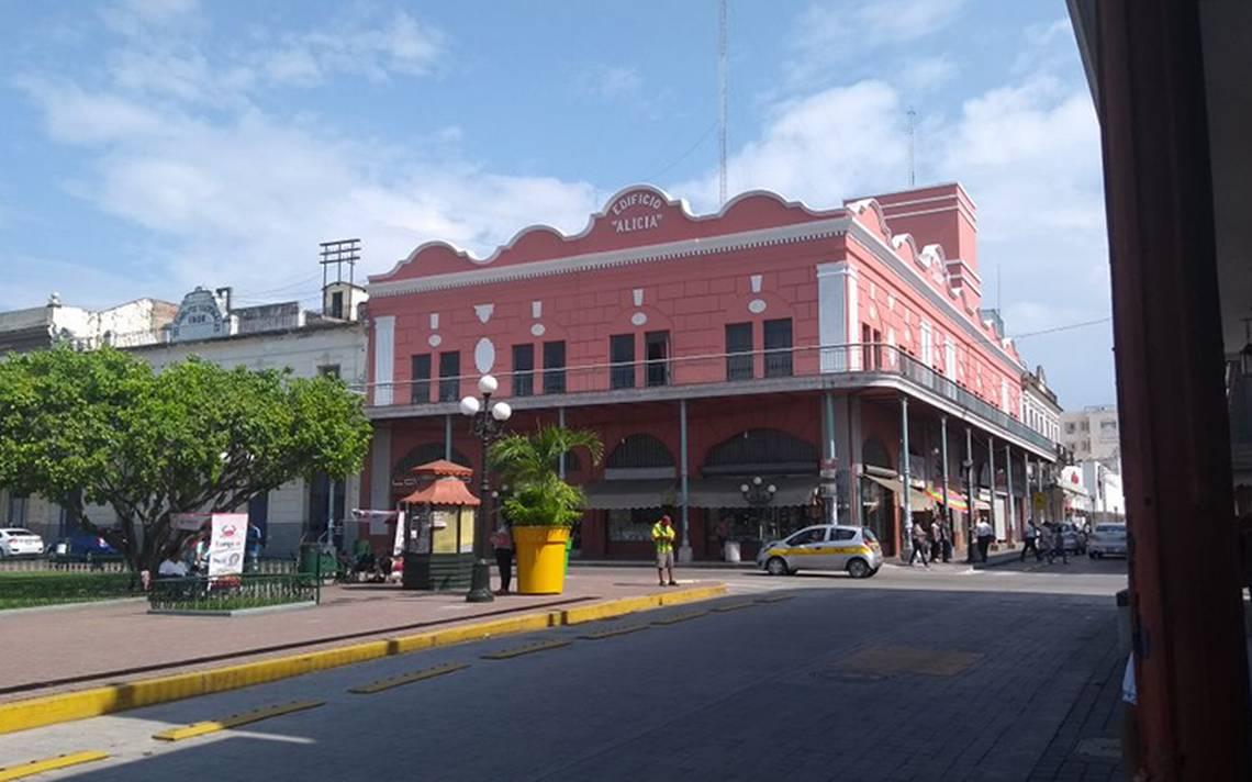 Rescatarán los edificios de Tampico