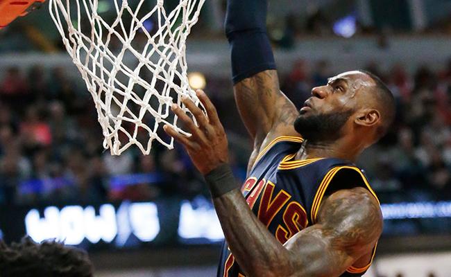 Los Cavaliers de Cleveland perdieron 99-93 ante los Bulls de Chicago.