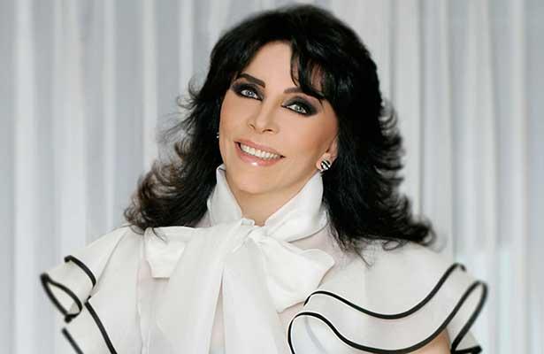 Verónica Castro: Una vida de  gran éxito