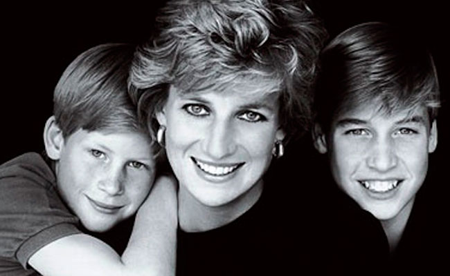 La última llamada: esto fue lo que Diana de Gales les dijo a sus hijos antes de morir