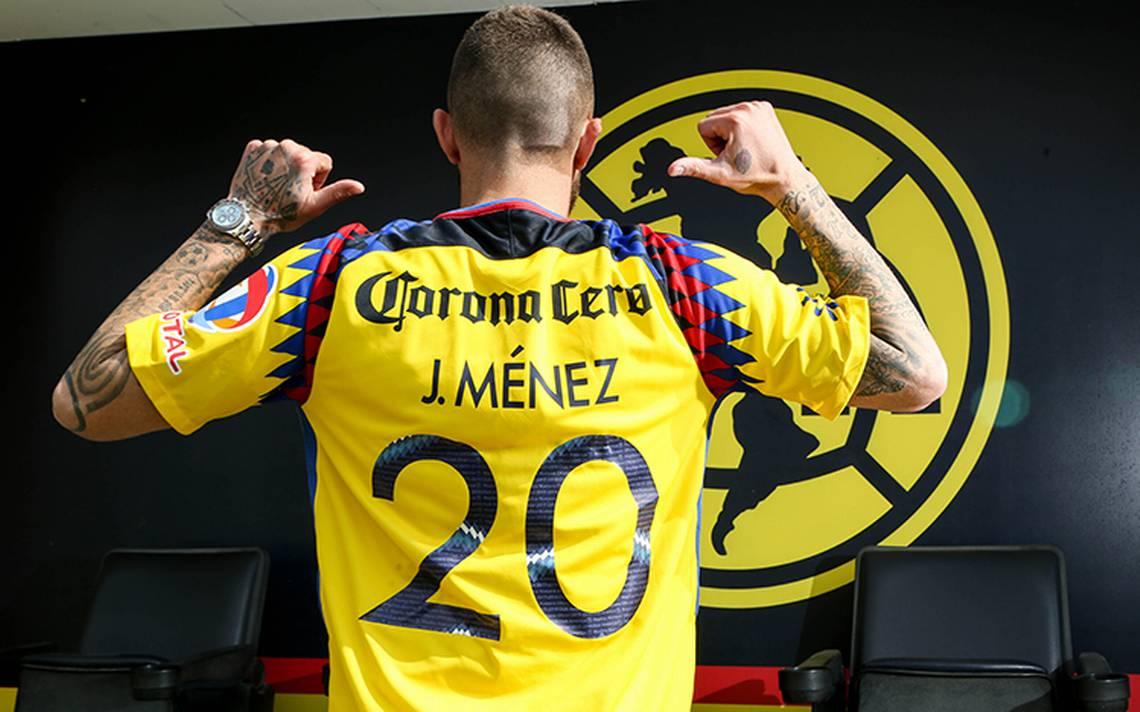 Jérémy Ménez a la espera de su debut ante Pumas