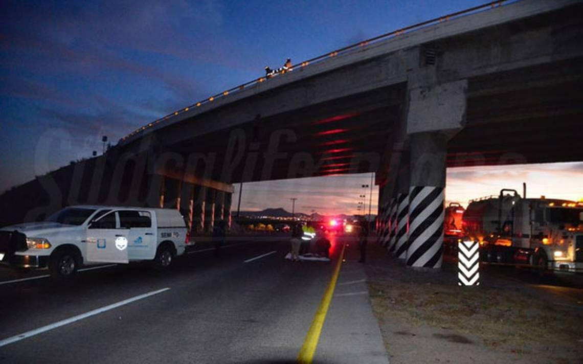 Macabro despertar en BCS al hallar a 6 hombres colgados en puentes de La Paz y Los Cabos