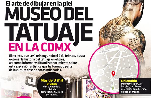 El Museo del Tatuaje es reinaugurado