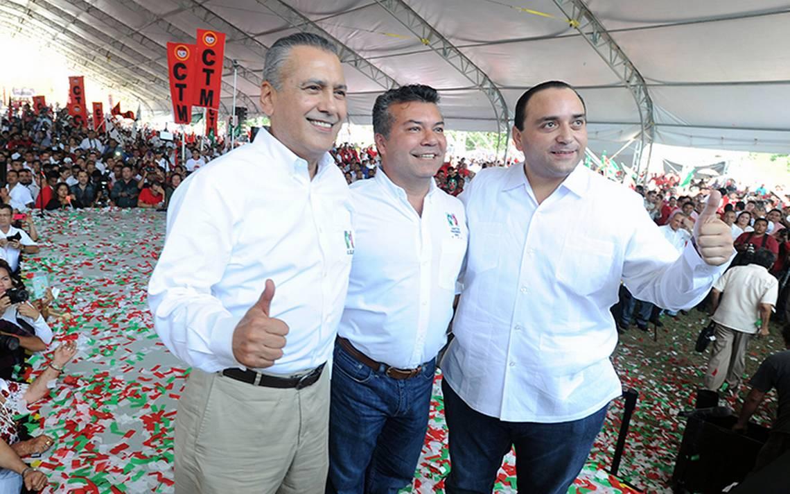 Extesorero de Roberto Borge es ingresado a penal de Chetumal