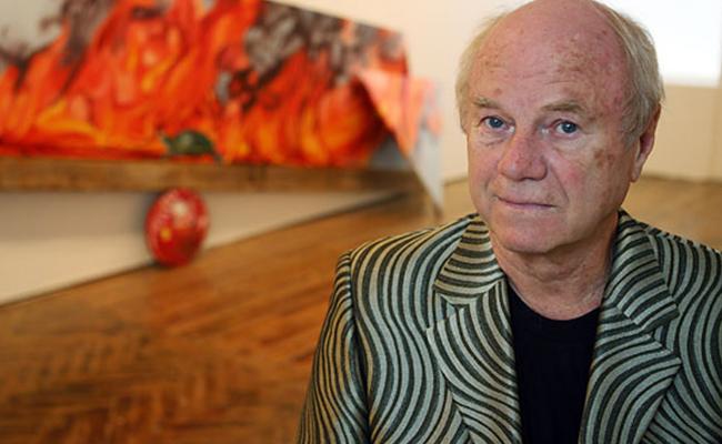 A los 83 años muere el artista pop James Rosenquist