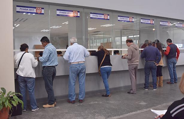 Cae recaudación del predial en Irapuato