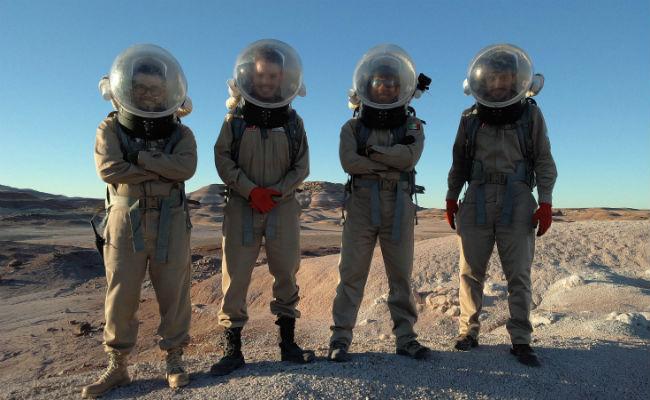 Con éxito, concluye misión análoga a Marte en donde participó la UNAM