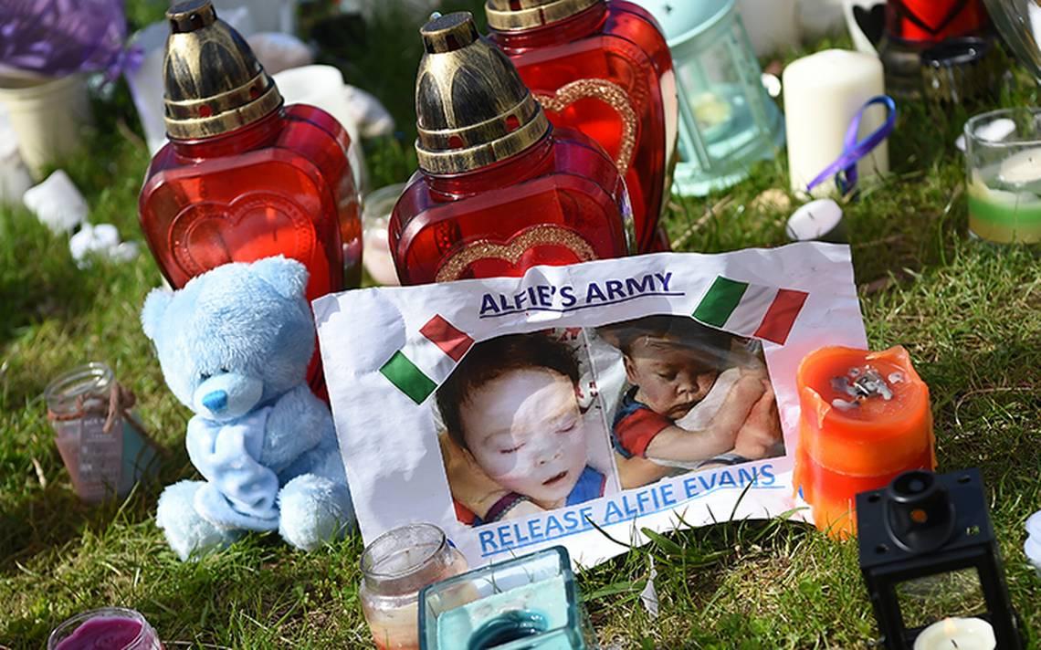 La batalla legal para vivir que el bebA� Alfie Evans no logrA? vencer