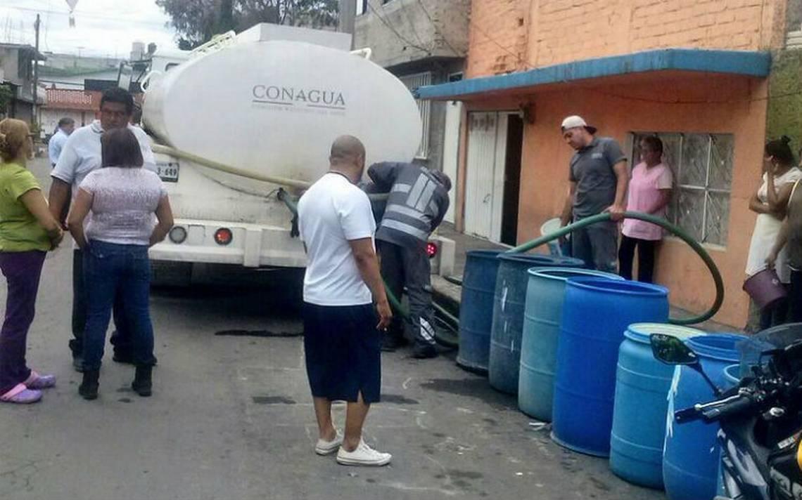 Desabasto de agua en Iztapalapa por sismo afecta a 1.5 millones de personas